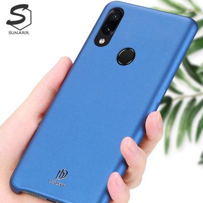 샤오미 홍미 7/Y3 DUX DUCIS 백커버 휴대폰 핸드폰 케이스