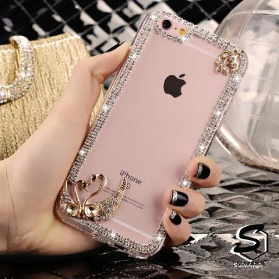 아이폰6 6S 큐빅 젤리 휴대폰 핸드폰 케이스