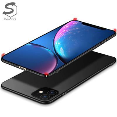 아이폰11 파워 슬림 하드 휴대폰 핸드폰 케이스