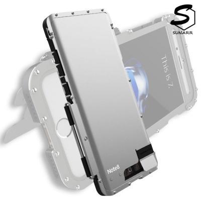 갤럭시S10 S9 S8 S7 S6 노트10 9 8 7/FE 5 플러스/5G 풀커버 메탈 핸드폰케이스