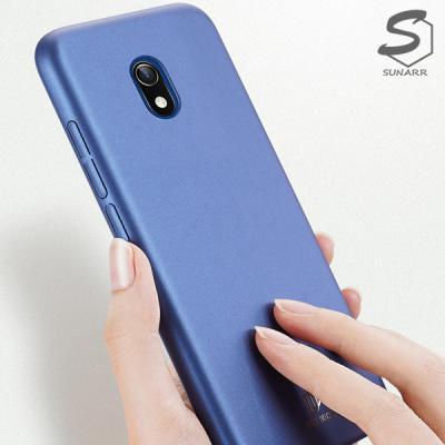 샤오미홍미8 홍미8A DUX DUCIS 백커버 핸드폰 케이스