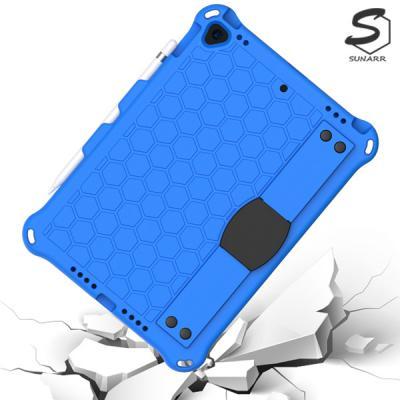 아이패드에어1세대 9.7인치 A1474 A1475 A1476 벌집패턴 에바폼 실리콘 태블릿 케이스