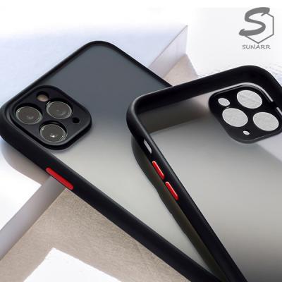렌즈보호 풀커버 아이폰11 매트 휴대폰 핸드폰케이스