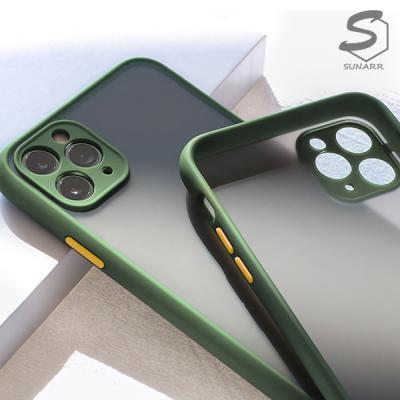렌즈보호 일체형 풀커버 아이폰11프로맥스 핸드폰케이스