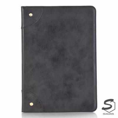 갤럭시탭S5e 10.5 T720 T725 레트로 가죽 태블릿 케이스