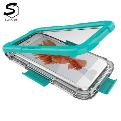 아이폰SE2 2020 컬러 완벽방수 하드 핸드폰 케이스