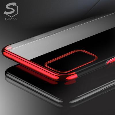 갤럭시노트10라이트 A81 A815 컬러라인 소프트 젤리 휴대폰 핸드폰 케이스