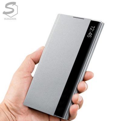 갤럭시노트10 노트10플러스 노트10라이트 클리어뷰 플립 핸드폰케이스