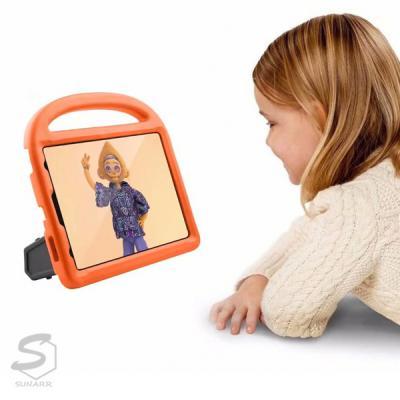 아이패드미니4세대 7.9인치 A1538 A1550 에바폼 버드 어린이 안전 스탠드 태블릿 케이스