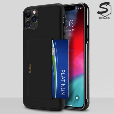 아이폰12 12미니 12프로 12프로맥스 DUX DUCIS 포켓카드 휴대폰 핸드폰 케이스