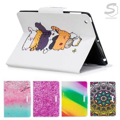갤럭시탭S5e 10.5 T720 T725 슬림 디자인 아트 프린팅 스탠드 카드수납 가죽 레더 태블릿 케이스