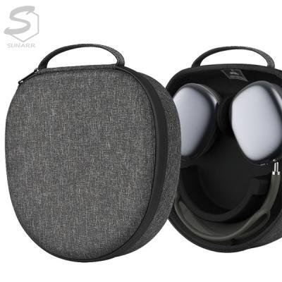 스마트 에어팟 맥스 airpods max 케이블 보관 수납 보호 방수 패브릭 케이스