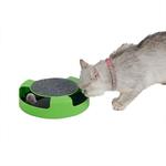 빙글빙글 쥐 잡는 고양이 토이