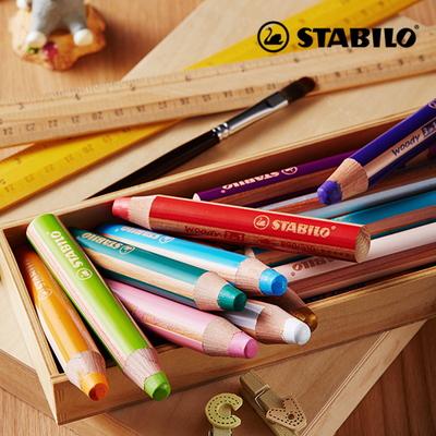 우디 Woody 3 in 1 색연필