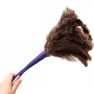 아레테까사 100% 이태리 타조깃털 먼지털이
