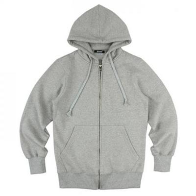 #2312 arson Zip-Up Hood (MELANGE)