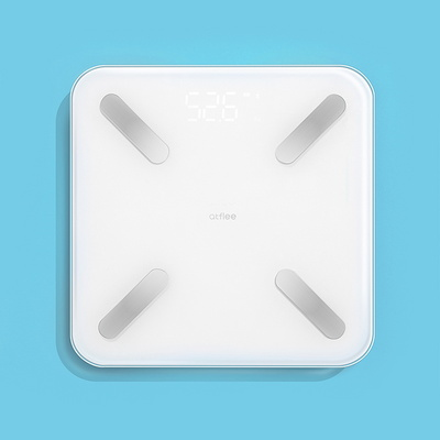 앳플리 T8 디지털 체지방 스마트 인바디 체중계