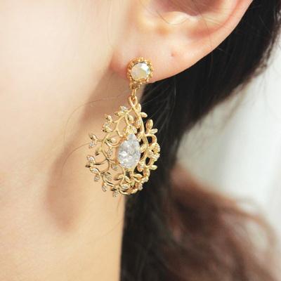 티어스 포레스트 귀걸이