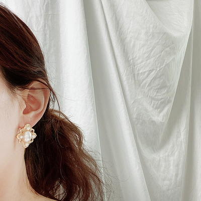 (6쌍세트) 골드 셀린 고급 귀걸이