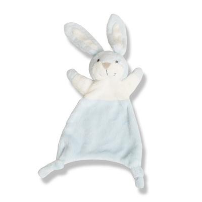 아기 애착손수건 매듭 토끼 애착인형