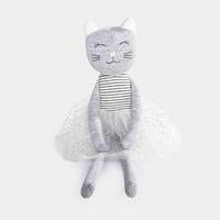 감성 인테리어 소품 발레하는 생쥐 고양이 인형