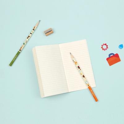 세계문학 연필 세트(5p)