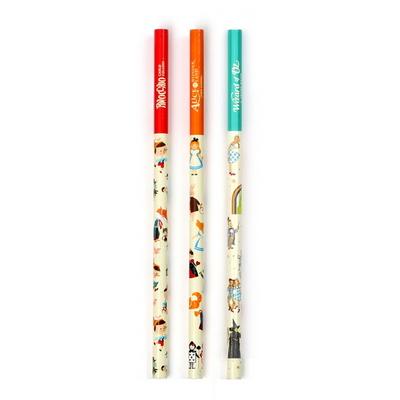 세계문학 연필 세트(3p)