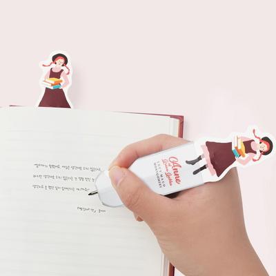 세계문학 북마크 볼펜 - 빨간머리 앤