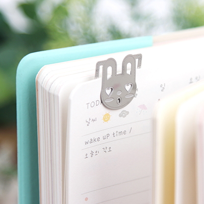 사랑에 빠진 토끼씨 - 북찌 책갈피 북마크 카드