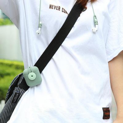 에어팟실리콘케이스 이어폰 정리 분실방지 생활방수 철가루방지스티커 1 2세대 공용