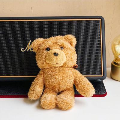 에어팟케이스 1/2세대 귀여운 테드베어 곰돌이 인형 캐릭터 털케이스/커플케이스/실리콘케이스
