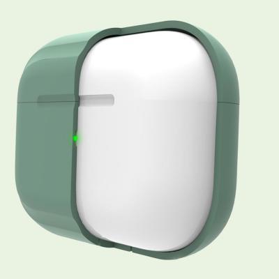 에어팟프로케이스 pro 3세대 2in1 프리미엄 실리콘 젤리케이스 악세사리