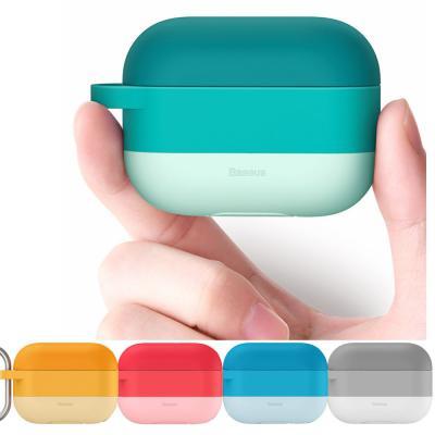 에어팟프로/3세대 클라우드삼색 커플추천 실리콘케이스 정품/분실방지 카라비너세트/철가루스티커증정