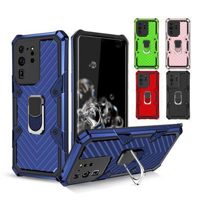 갤럭시 노트20/울트라 카메라보호 캡 스탠딩 충격흡수 이중보호 풀커버 휴대폰 케이스