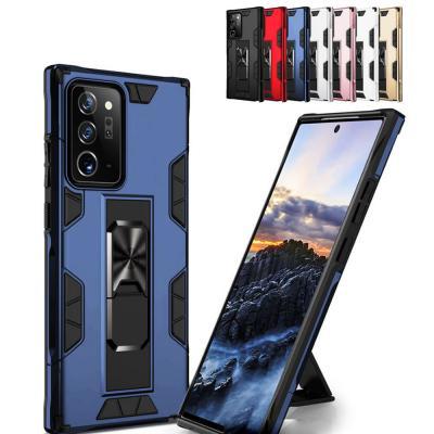 갤럭시 노트20/울트라 스탠딩 충격흡수 이중보호  튼튼한 풀커버 휴대폰 케이스