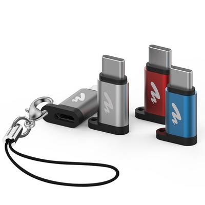 키링 USB C타입 젠더