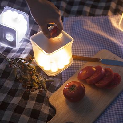 에어룩스 LED 큐브랜턴