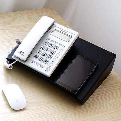 아리아라 가죽 메탈 다용도 받침 전화기받침 태블릿스텐드