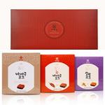 육미당 바베큐 육포 3종 선물세트
