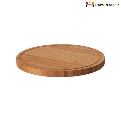 OLEBY 대나무도마 (원형)