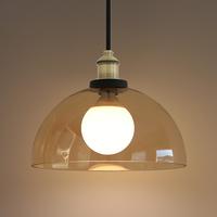 LED 더본1등 펜던트-브론즈