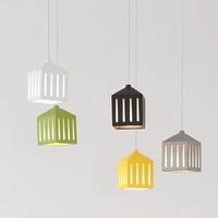 LED 로웰5등 펜던트-5color