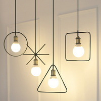LED 프레임 1등 펜던트