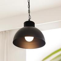 [LED] 체인 1등 펜던트-블랙