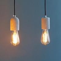 [LED] 코나 2등 펜던트-에디슨