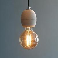 [LED] 코나 1등 펜던트-에디슨