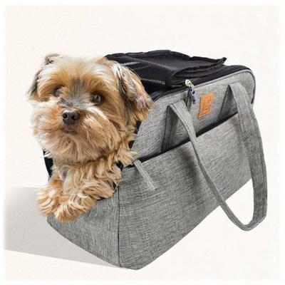 모드니펫 베이직 강아지숄더백 기내 이동가방 드라이빙킷