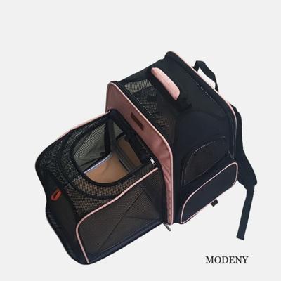 모드니펫 프리미엄 확장형 백팩 & 트롤리포함 이동가방