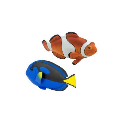 [사파리엘티디] 물고기 동물피규어 2종세트(261829,100039)