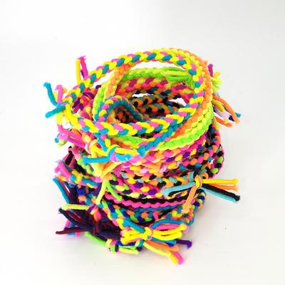 꼬임 매듭 트위스트 꽈배기 고무줄 머리끈 헤어끈 30개